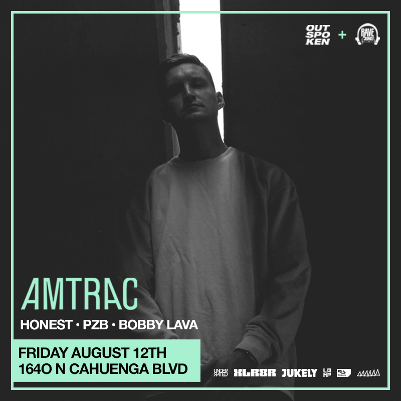 Amtrac lineup poster