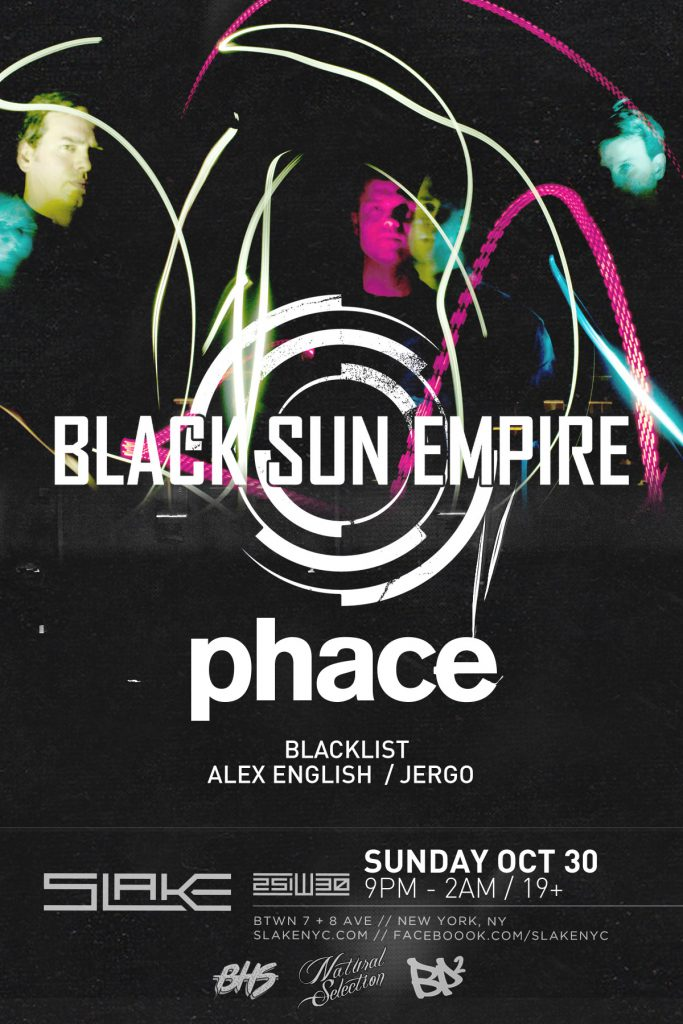 black sun empire and phace