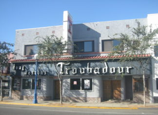 Troubadour nightclub