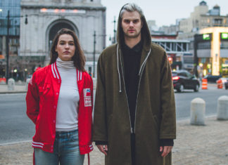 "Sofi Tukker release ""Greed"" on President's Day"