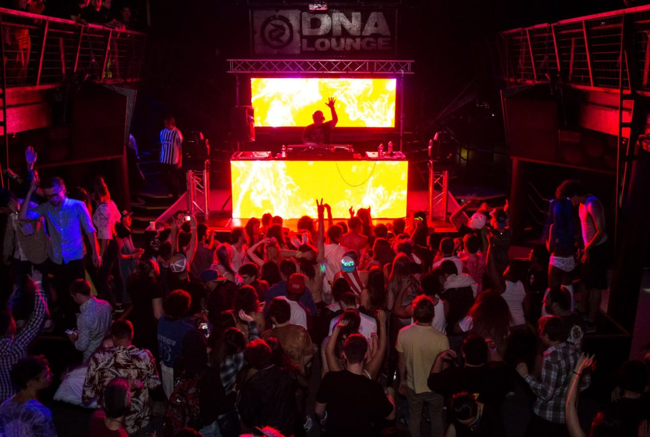 DNA Lounge California last call