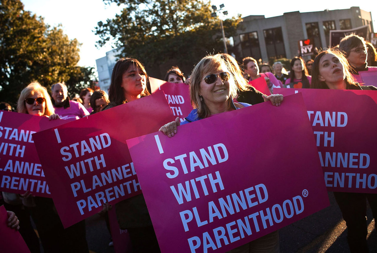 Resisdance for Planned Parenthood