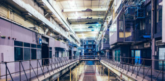 Printworks London interior