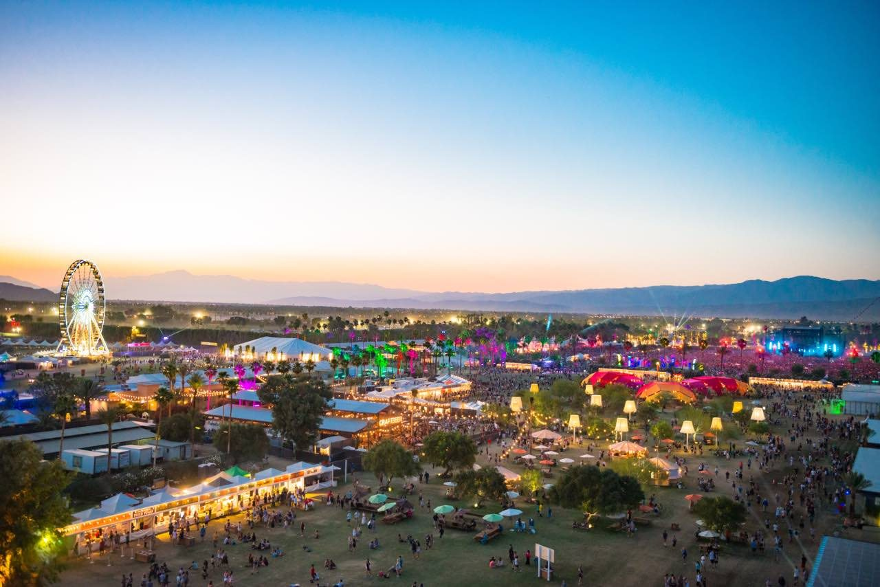 Coachella website compromised