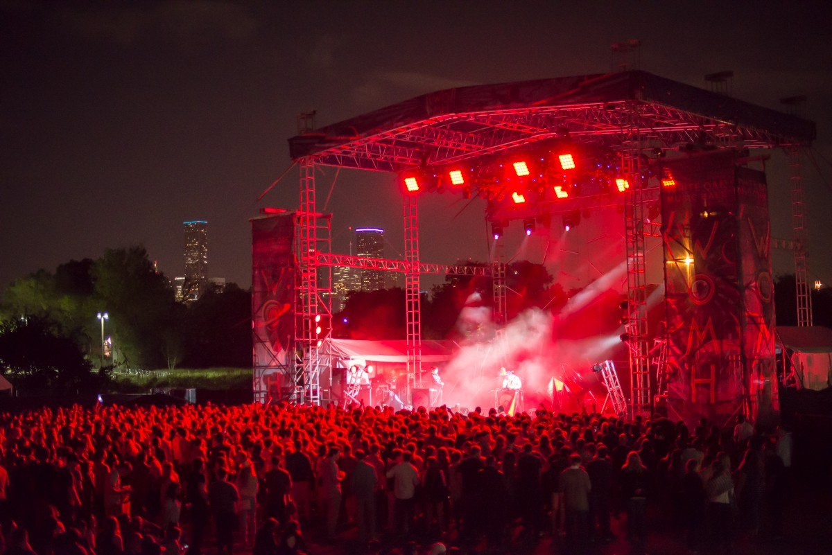 Houston's best music venues