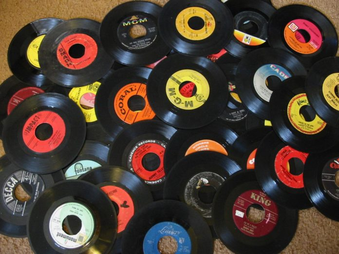 song length on 45 rpm