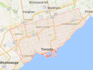 Revitalizing Toronto's music scene includes a map!
