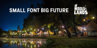 Small Font Big Future: Middlelands