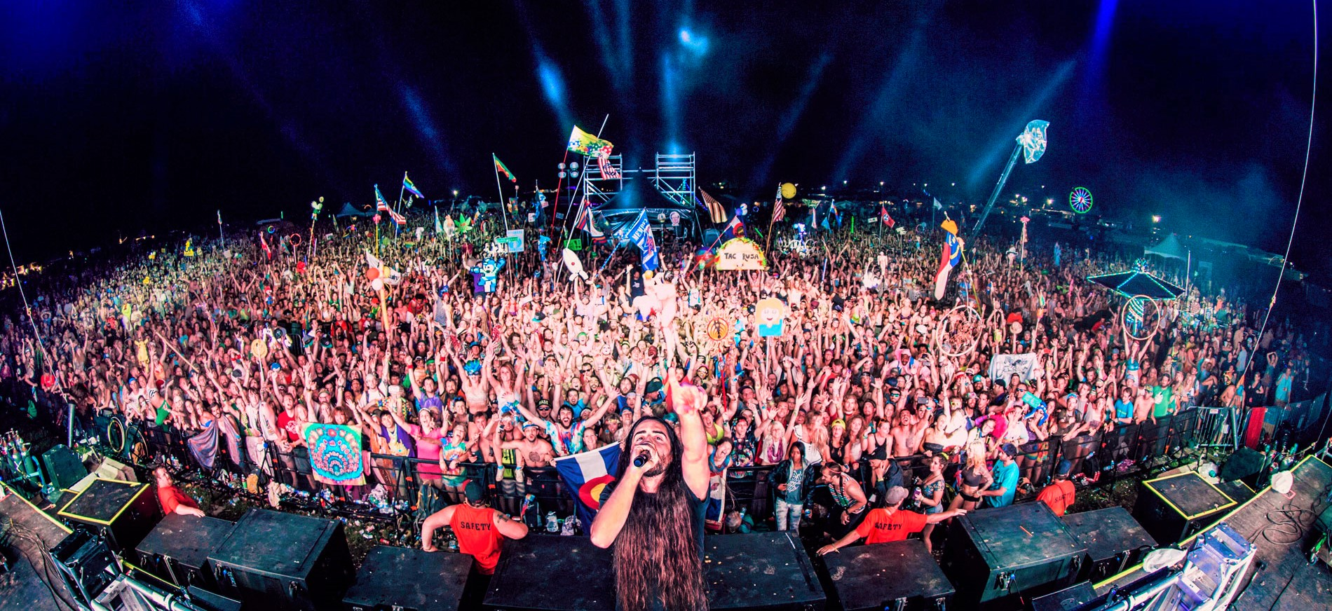 Bassnectar Is Trying To Take Away Your Phones This Summer