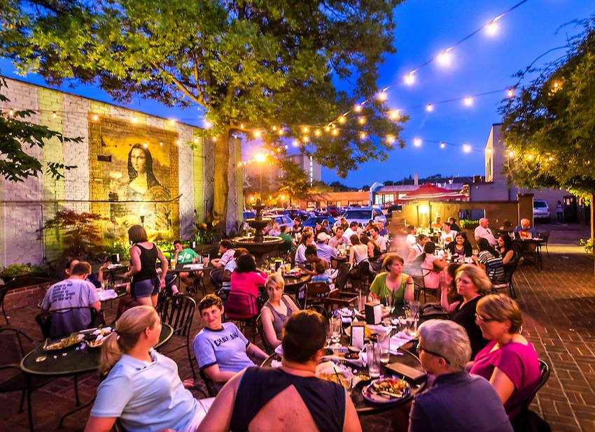 If Youu0027re In Downtown Decatur, Check Out This Hip, Inexpensive Mexican Spot  Serving Up Delicious Burritos, Taco, Nachos, And More. Enjoy The Garden  Patio, ...