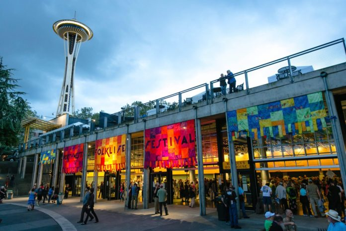 Northwest Folklife Festival, free festivals in Seattle