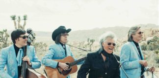 Marty Stuart and the Fantastic Superlatives, by Alysse Gafkjen
