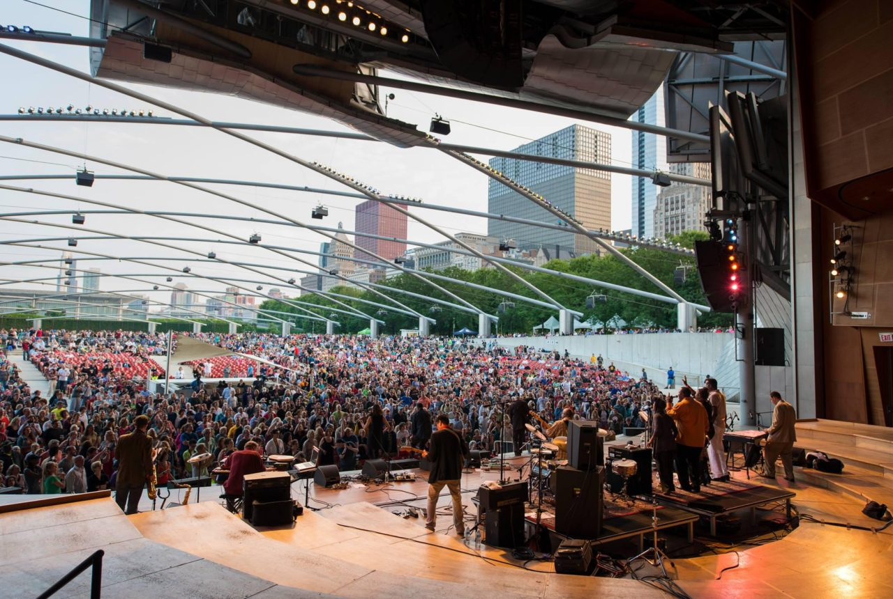 Millennium Park Summer Music Series