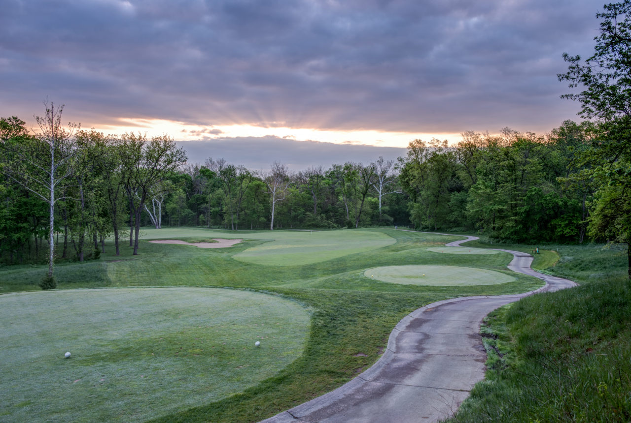 Overland Park Golf Course, site of the planned Superfly festival