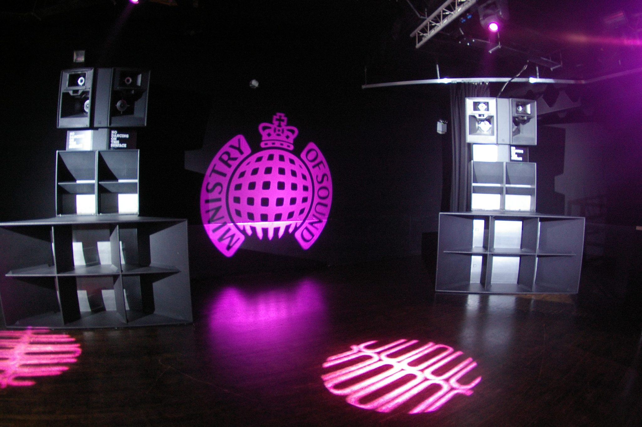 Ministry of sound has an irresistible lineup music and