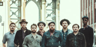 Nathaniel Rateliff & the Night Sweats co-sponsoring Take Note