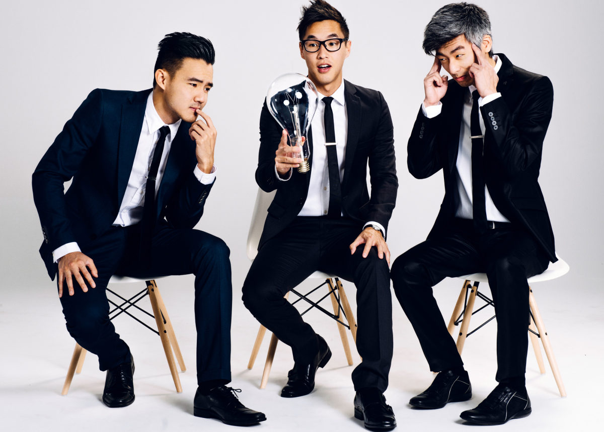 Identity LA by Wong Fu Productions