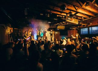 The Hideout, a Chicago music venues