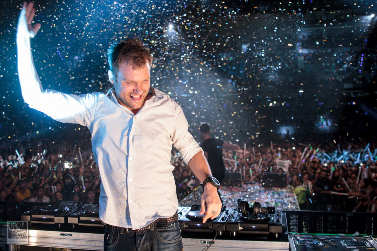 Dash Berlin Cryptically Hints at Long Demanded Return