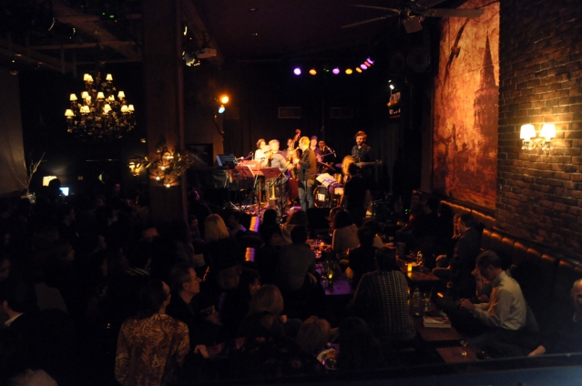 Performance at Drom