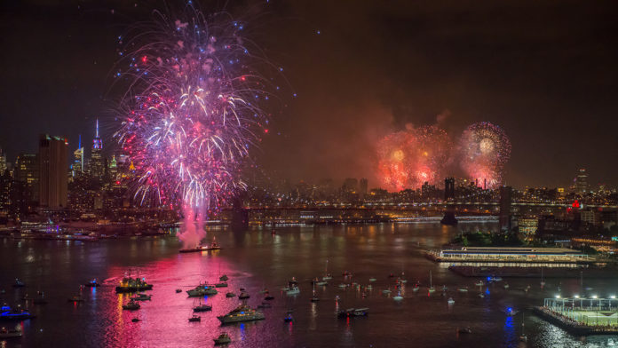 Fourth of July New York events