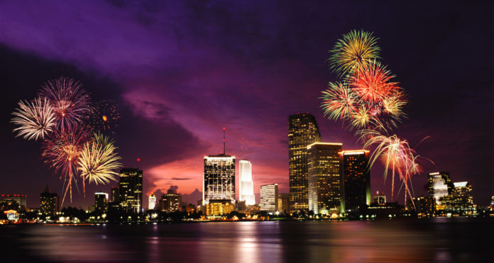 4th of July Miami events
