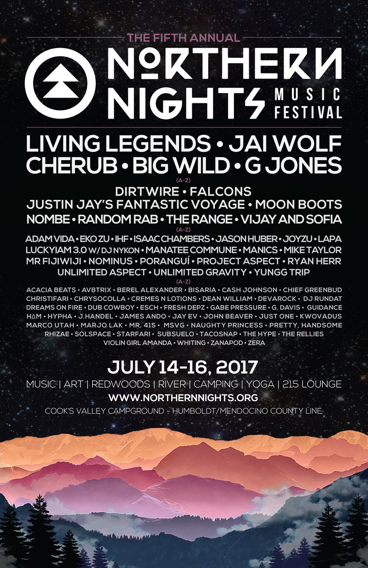 NNMF lineup