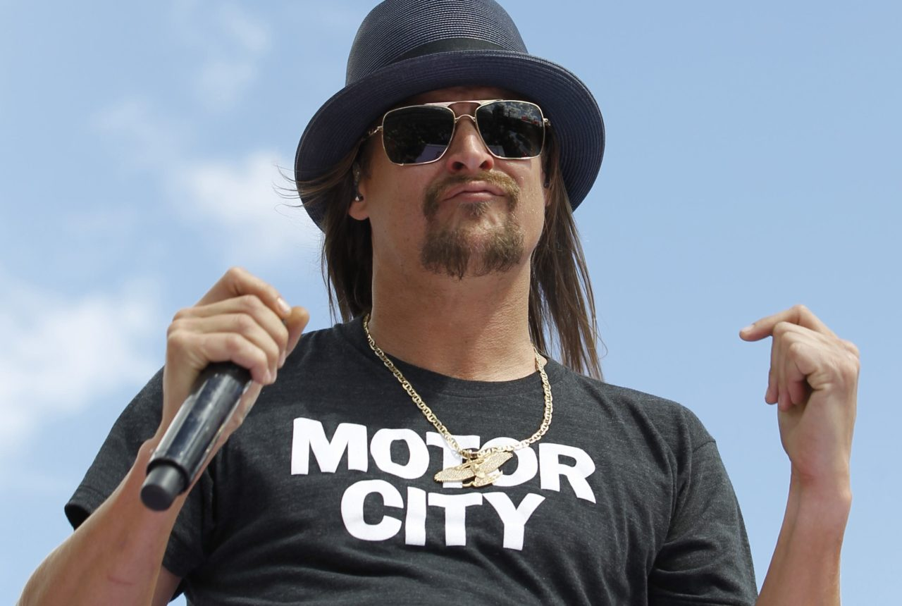 A Kid Rock Senate run?