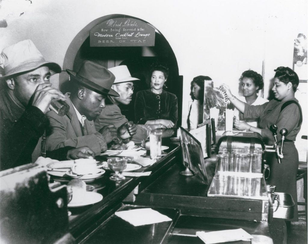 Black owned lunch counter on U Street
