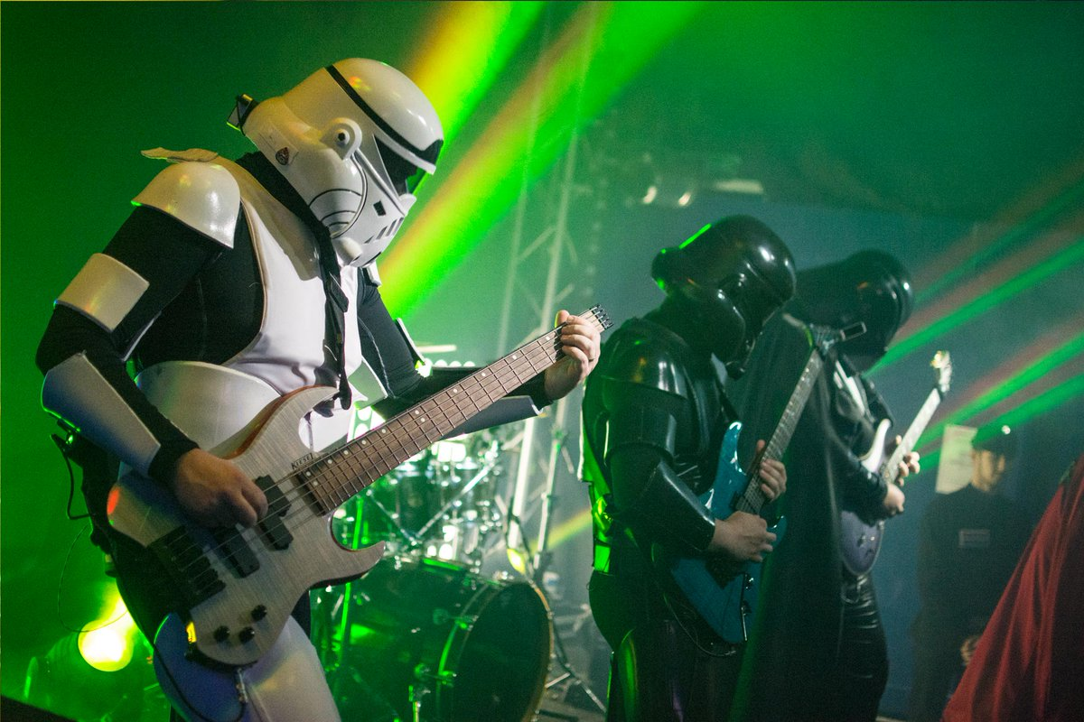 shows in Atlanta including Galactic Empire
