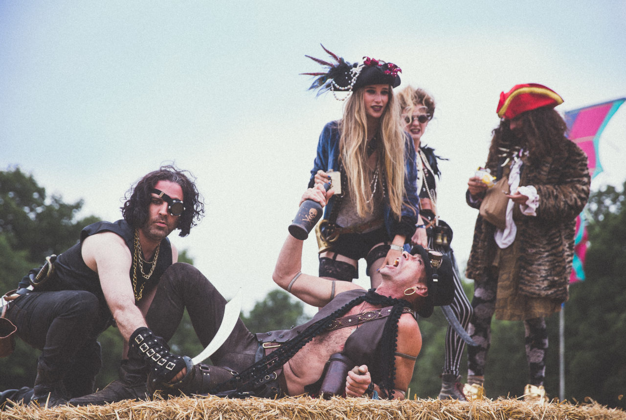 Pirates at LeeFest 2016