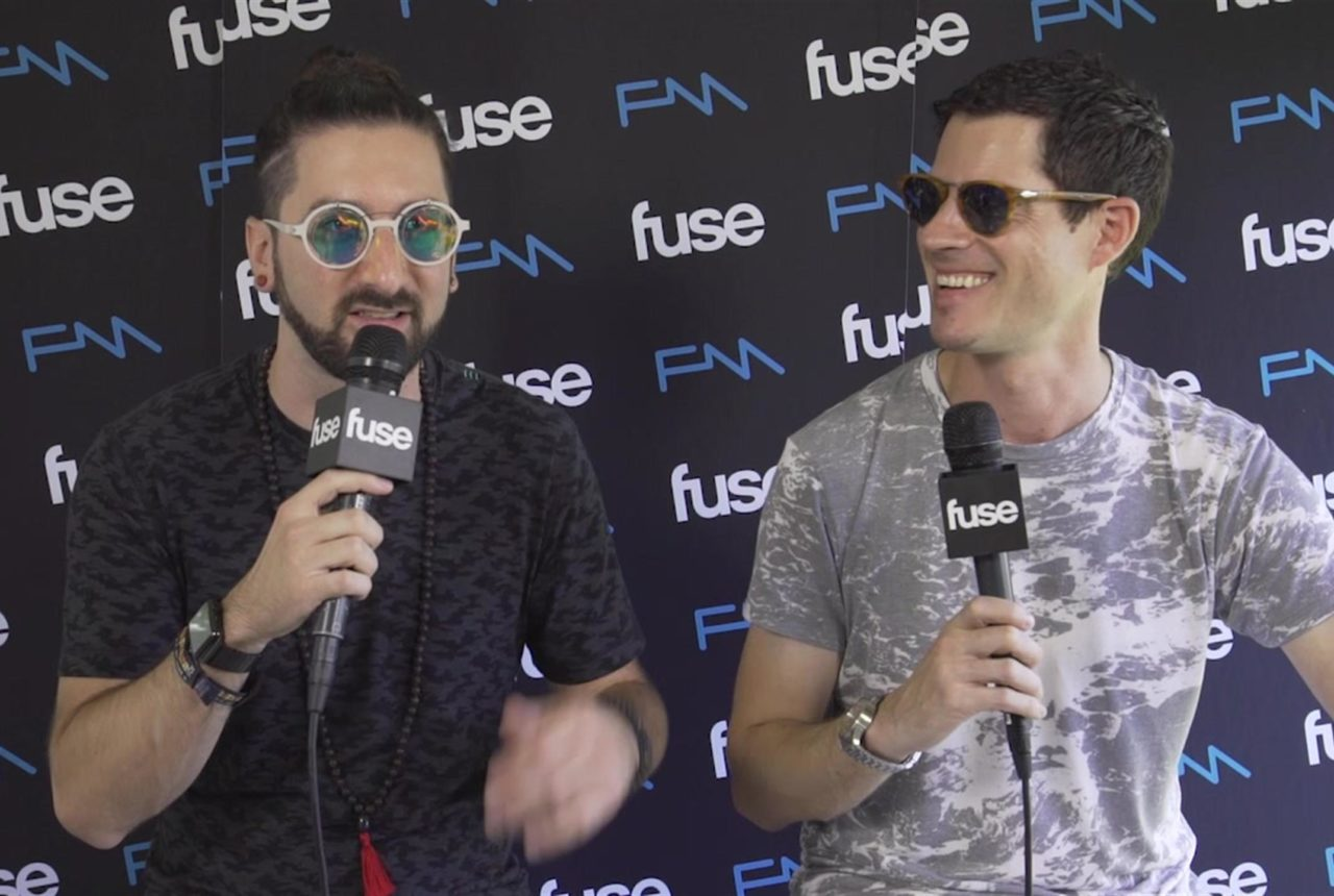 Big Gigantic, founders of A Big Gigantic Difference Foundation