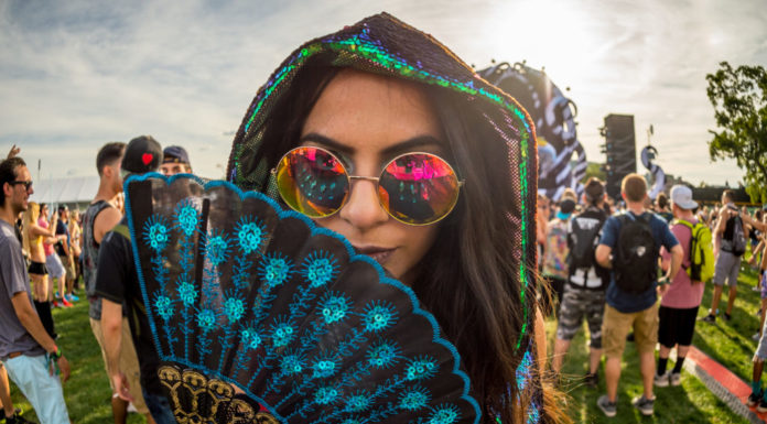 what to wear Electric Zoo