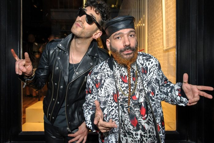 Chromeo, headliners of Paradigm Back Lot BBQ