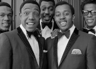 The Temptations, this writer's first liver concert
