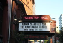Summer Slaughter tour at Webster Hall