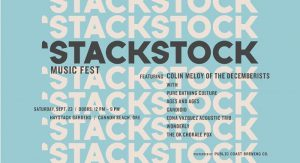 Stackstock Music Fest poster