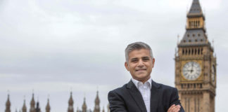 agent of change principle by Sadiq Khan, London mayor
