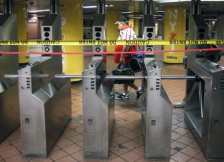 end of 24/7 subway in New York?