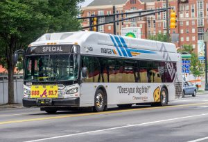 atlanta traffic marta bus