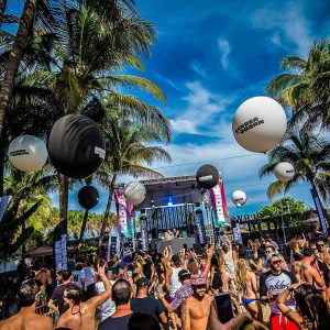 Sander Van Doorn pool party miami music week