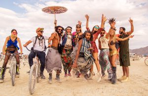 favorite music festival burning man