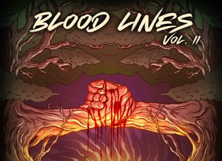 Blood Lines Vol. II Impossible Records Warpaint Records