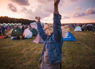 first festival tips