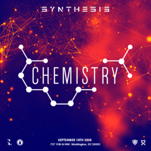 synthesis chemsitry a state of hummus poster